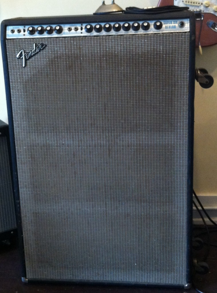 1974 | Fender Super Six Reverb | $1100